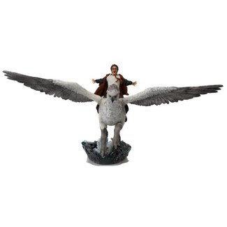 Iron Studios Harry Potter Deluxe Art Scale Statue 1/10 Harry Potter and Buckbeak 30 cm