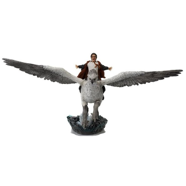 Iron Studios Harry Potter Deluxe Art Scale Statue 1/10 Harry Potter and Buckbeak 30 cm
