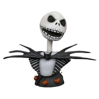 Diamond Select Toys Nightmare before Christmas Legends in 3D Bust 1/2 Jack Skellington 25 cm