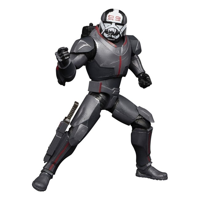 Hasbro Star Wars The Bad Batch Black Series Deluxe Action Figure 2021 Wrecker 15 cm
