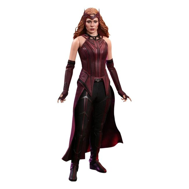 Hot Toys WandaVision Action Figure 1/6 The Scarlet Witch 28 cm