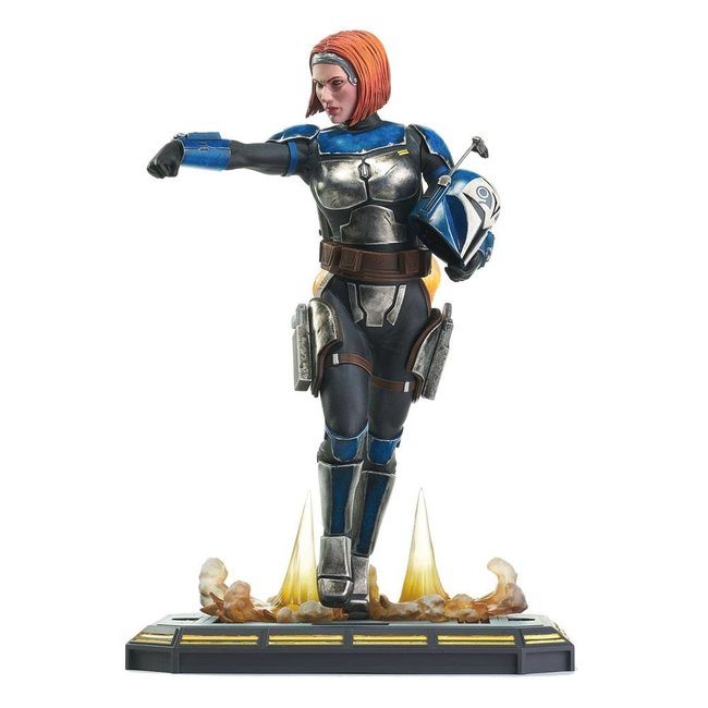 Star Wars The Clone Wars Premier Collection 1/7 Bo Katan 28 cm