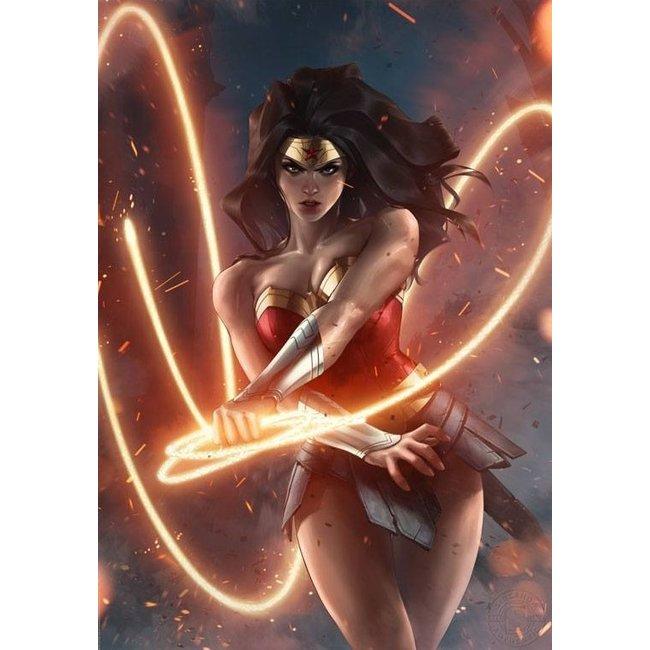 Sideshow Collectibles DC Comics Art Print Wonder Woman 46 x 61 cm - unframed