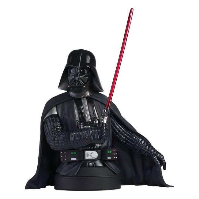 Gentle Giant Studios Star Wars Episode IV Bust 1/6 Darth Vader 15 cm