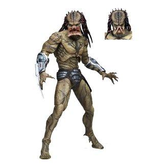 neca Predator 2018 Action Figure Deluxe Ultimate Assassin Predator (unarmored) 28 cm