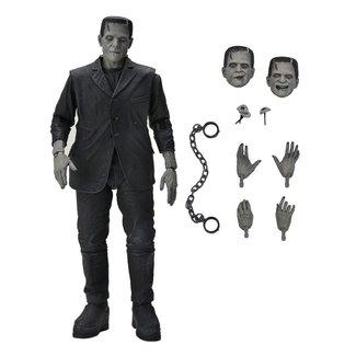 NECA  Universal Monsters Action Figure Ultimate Frankenstein's Monster (Black & White) 18 cm