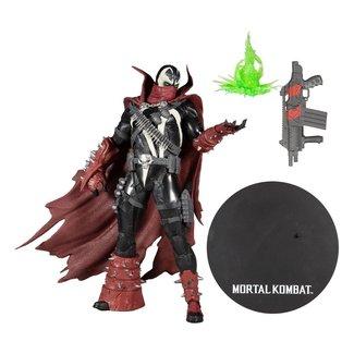 McFarlane Mortal Kombat Action Figure Commando Spawn - Dark Ages Skin 30 cm