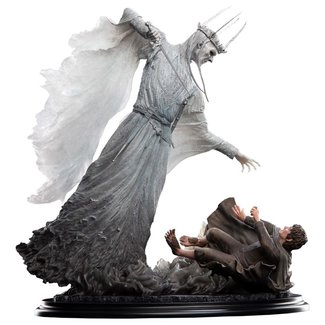 Weta Workshop The Lord of the Rings Statue 1/6 The Witch King & Frodo at Weathertop 41 cm