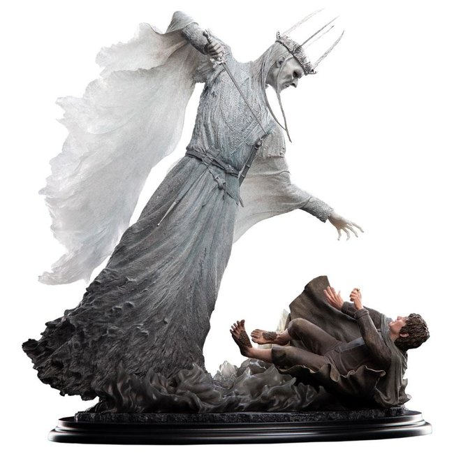 Weta Workshop Lord of the Rings Statue 1/6 The Witch King & Frodo at Weathertop 41 cm