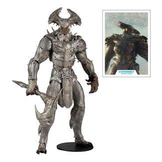 DC Justice League Movie Action Figure Steppenwolf 23 cm