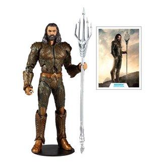 McFarlane DC Justice League Movie Action Figure Aquaman 18 cm