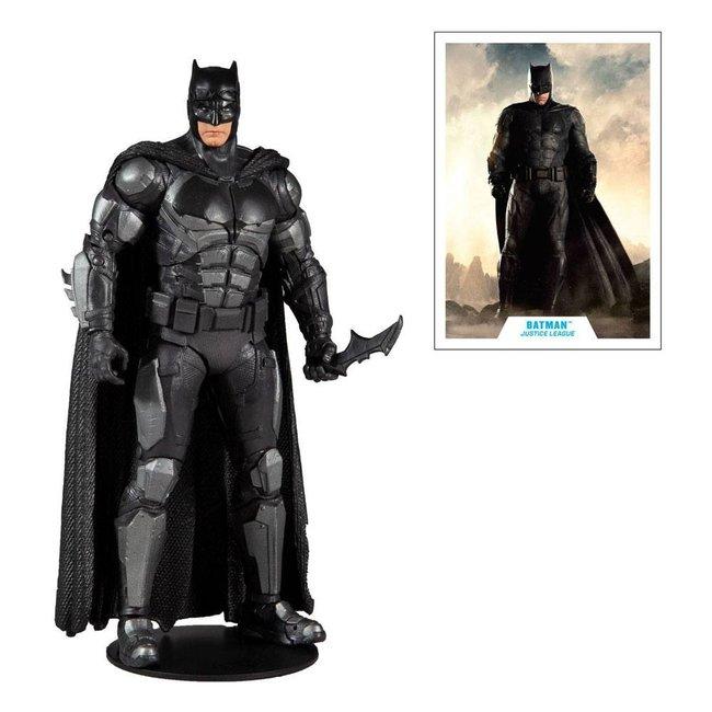 McFarlane DC Justice League Movie Action Figure Batman 18 cm
