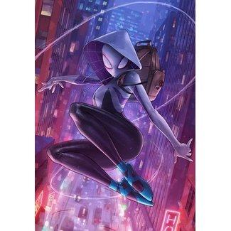 Sideshow Collectibles Marvel Comics Art Print Spider-Gwen 46 x 56 cm - unframed