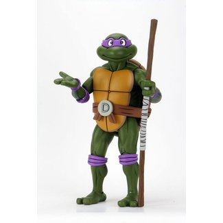 NECA  Teenage Mutant Ninja Turtles Action Figure 1/4 Giant-Size Donatello 38 cm