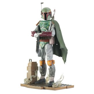 Gentle Giant Studios Star Wars Milestones Return of the Jedi - Boba Fett 1/6 Scale Statue