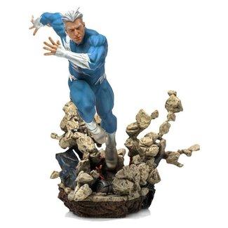 Iron Studios Marvel Comics BDS Art Scale Statue 1/10 Quicksilver 21 cm