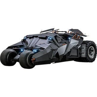Hot Toys The Dark Knight Trilogy Movie Masterpiece Action Figure 1/6 Batmobile 73 cm