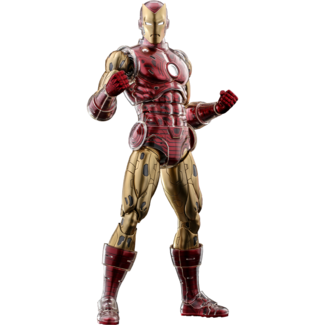 Hot Toys Iron Man Origins Collection Diecast Figure 1/6 Iron Man Suit Armor
