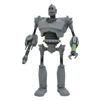 Diamond Select Toys The Iron Giant Select Action Figure Battle Mode Iron Giant 22 cm
