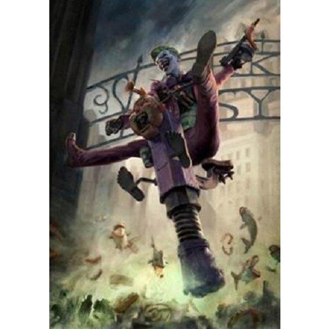 Sideshow Collectibles DC Comics: The Joker Unframed Art Print
