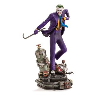 Iron Studios DC Comics Art Scale Statue 1/10 The Joker 23 cm