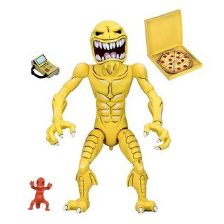 NECA  Teenage Mutant Ninja Turtles Action Figure Ultimate Pizza Monster 23 cm