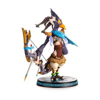 First 4 Figures The Legend of Zelda Breath of the Wild PVC Statue Revali