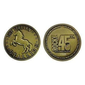 FaNaTtik Rocky Collectable Coin 45th Anniversary The Italian Stallion Limited Edition