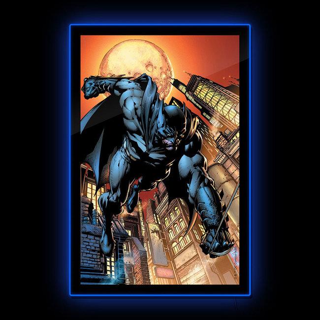 Brandlite DC Comics: Batman LED Poster Sign