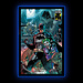 Brandlite DC Comics: Batman 80 Years LED Poster Sign