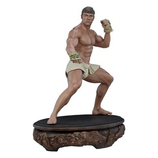 Pop Culture Shock Jean-Claude Van Damme Statue 1/3 Jean-Claude Van Damme: Muay Thai Tribute 57 cm