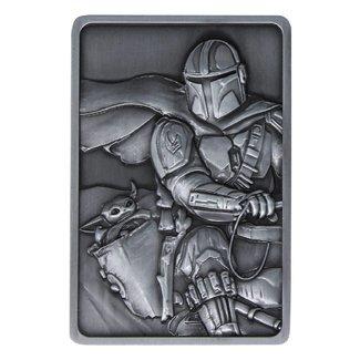 Star Wars: The Mandalorian Iconic Scene Collection Ingot Precious Cargo Limited Edition