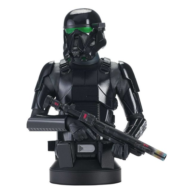 Gentle Giant Studios Star Wars Bust 1/6 Mandalorian Death Trooper 18 cm