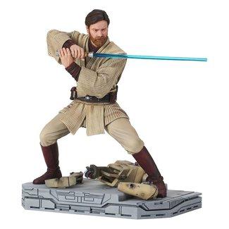 Gentle Giant Studios Star Wars Episode III Milestones Statue 1/6 Obi-Wan Kenobi 30 cm