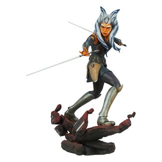 Sideshow Collectibles Star Wars Premium Format Statue 1/4 Ahsoka Tano 50 cm
