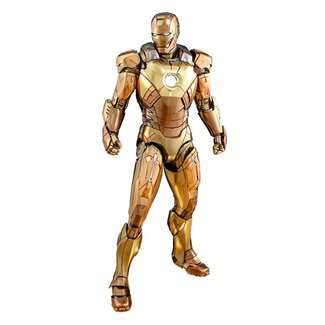 Hot Toys Iron Man 3 Movie Masterpiece Action Figure 1/6 Iron Man Mark XXI Midas Hot Toys Exclusive 32 cm