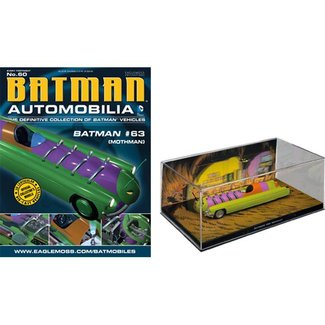 Eaglemoss Collections Batman Automobilia Collection #60
