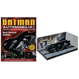 Eaglemoss Collections Batman Automobilia Collection #61