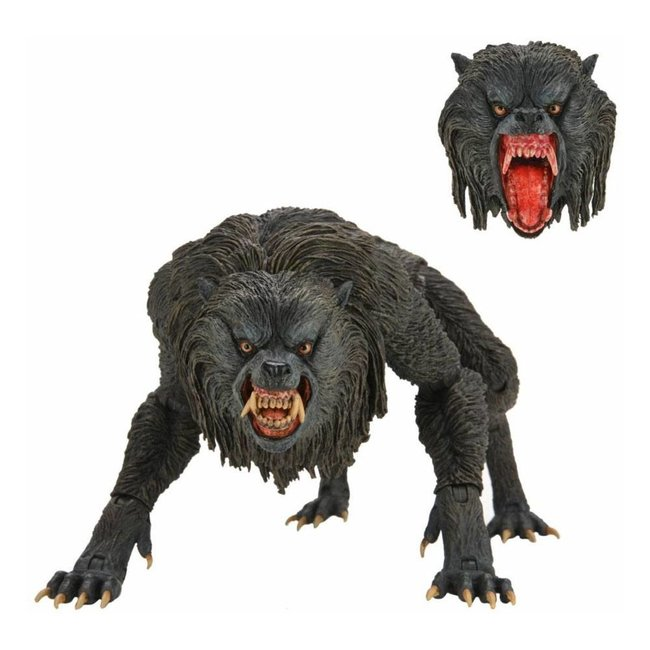 An American Werewolf In London Action Figure Ultimate Kessler Werewolf 18 cm