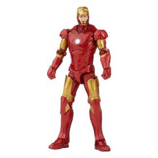 Hasbro The Infinity Saga Marvel Legends Series Action Figure 2021 Iron Man Mark III (Iron Man) 15 cm