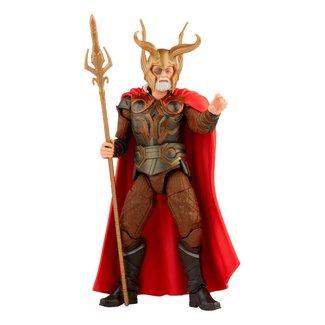 Hasbro The Infinity Saga Marvel Legends Series Action Figure 2021 Odin (Thor) 15 cm