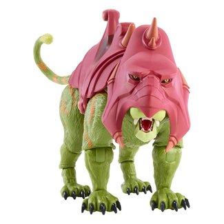 Mattel Masters of the Universe: Revelation Masterverse Action Figure 2021 Deluxe Battle Cat 35 cm