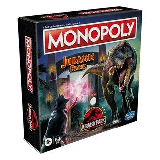 Hasbro Jurassic Park Board Game Monopoly *English Version*