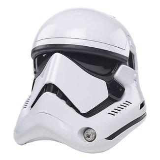 Hasbro Star Wars Episode VIII Black Series Electronic Helmet First Order Stormtrooper