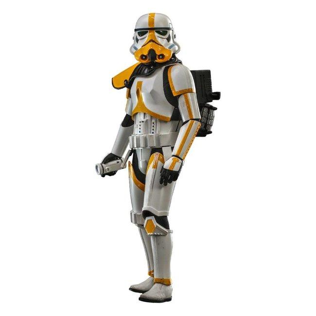 Hot Toys Star Wars The Mandalorian Action Figure 1/6 Artillery Stormtrooper 30 cm