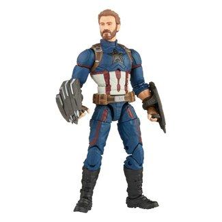 Hasbro The Infinity Saga Marvel Legends Action Figure Captain America (Avengers: Infinity War) 15 cm