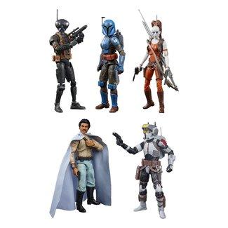 Hasbro Star Wars Black Series Action Figures 15 cm 2021 Wave 3 Assortment (6)