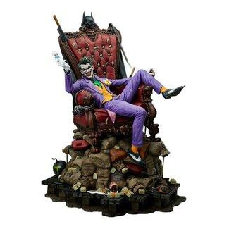 Tweeterhead DC Comic Maquette The Joker (Deluxe) 52 cm