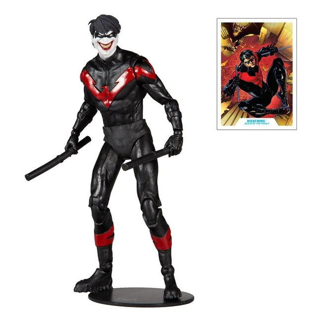 McFarlane DC Multiverse Action Figure Nightwing Joker 18 cm