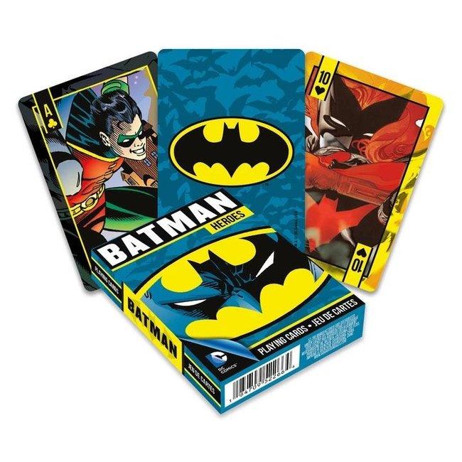 DC Comics Playing Cards Batman Heroes